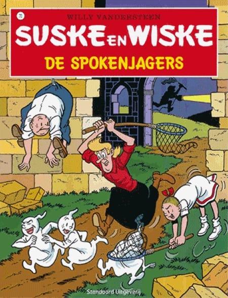 070 - Suske en Wiske - Nieuwe cover