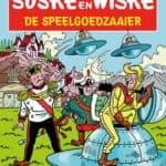 091 - Suske en Wiske - De speelgoedzaaier - Nieuwe cover