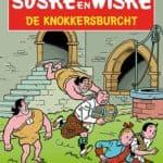 127 - Suske en Wiske - De knokkersburcht - Nieuwe cover