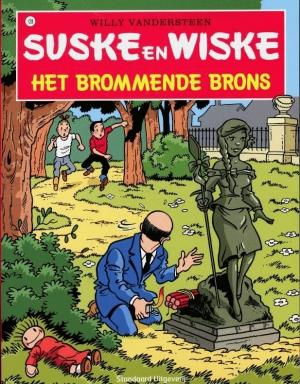 128 - Suske en Wiske - Het brommende brons - Nieuwe cover