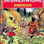 138 - Suske en Wiske - Bibbergoud - Nieuwe cover