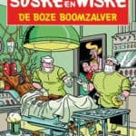 139 - Suske en Wiske - De boze boomzalver - Nieuwe cover