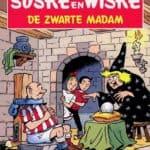 140 - Suske en Wiske - De zwarte madam - Nieuwe cover