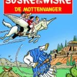 142 - Suske en Wiske - De mottenvanger - Nieuwe cover