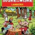144 - Suske en Wiske - Lambiorix - Nieuwe cover
