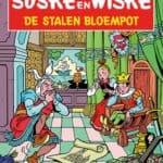 145 - Suske en Wiske - De stalen bloempot - Nieuwe cover