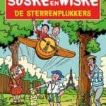 146 - Suske en Wiske - De sterrenplukkers - Nieuwe cover