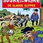 149 - Suske en Wiske - De gladde glipper - Nieuwe cover