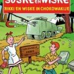 154 - Suske en Wiske - Rikki en Wiske in Chokowakije - Nieuwe cover