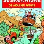 157 - Suske en Wiske - De mollige meivis - Nieuwe cover