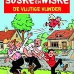 163 - Suske en Wiske - De vlijtige vlinder - Nieuwe cover