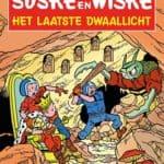 172 - Suske en Wiske - Het laatste dwaallicht - Nieuwe cover