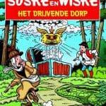 173 - Suske en Wiske - Het drijvende dorp - Nieuwe cover