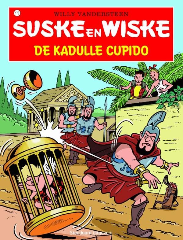 175 - Suske en Wiske - De kadulle Cupido - Nieuwe cover