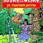 176 - Suske en Wiske - De pompenplanters - Nieuwe cover