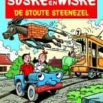 178 - Suske en Wiske - De stoute steenezel - Nieuwe cover