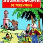 181 - Suske en Wiske - De perenprins - Nieuwe cover