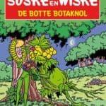 185 - Suske en Wiske - De botte botaknol - Nieuwe cover