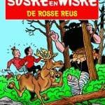 186 - Suske en Wiske - De rosse reus - Nieuwe cover