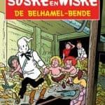 189 - Suske en Wiske – De belhamel-bende - Nieuwe cover