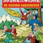 194 - Suske en Wiske - De gouden ganzeveer - Nieuwe cover