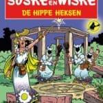 195 - Suske en Wiske - De hippe heksen - Nieuwe cover
