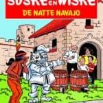 196 - Suske en Wiske - De natte Navajo - Nieuwe cover