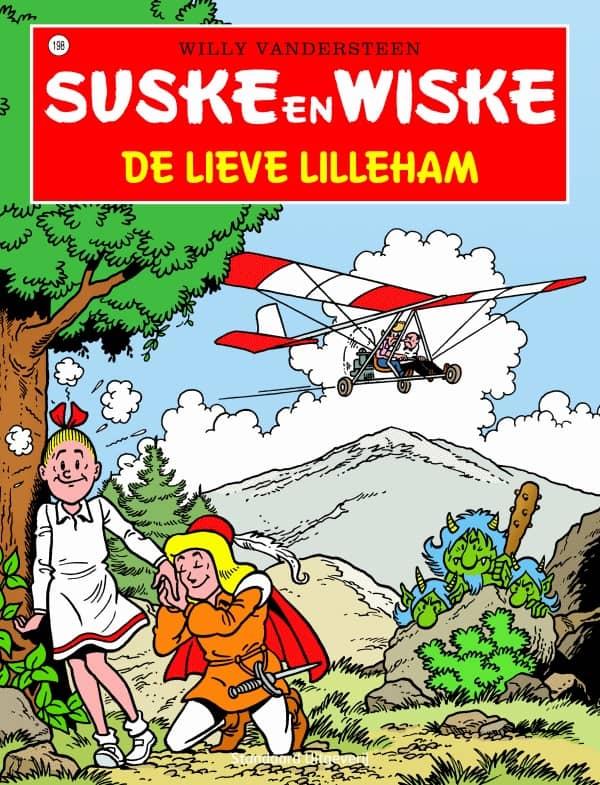 198 - Suske en Wiske - De lieve Lilleham - Nieuwe cover
