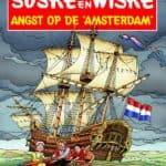 202 - Suske en Wiske - Angst op de Amsterdam - Nieuwe cover