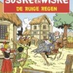 203 - Suske en Wiske - De ruige regen - Nieuwe cover