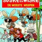 211 - Suske en Wiske - De woeste wespen - Nieuwe cover
