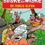 212 - Suske en Wiske - De edele elfen - Nieuwe cover