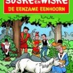 213 - Suske en Wiske - De eenzame eenhoorn - Nieuwe cover