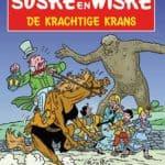 218 - Suske en Wiske - De krachtige krans - Nieuwe cover