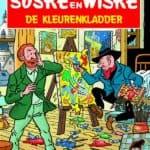 223 - Suske en Wiske - De kleurenkladder - Nieuwe cover