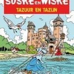 229 - Suske en Wiske - Tazuur en Tazijn - Nieuwe cover