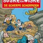231 - Suske en Wiske - De scherpe scorpioen - Nieuwe cover