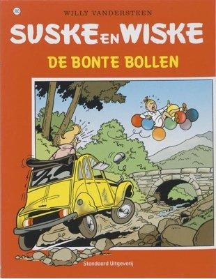260 - Suske en Wiske - De bonte bollen