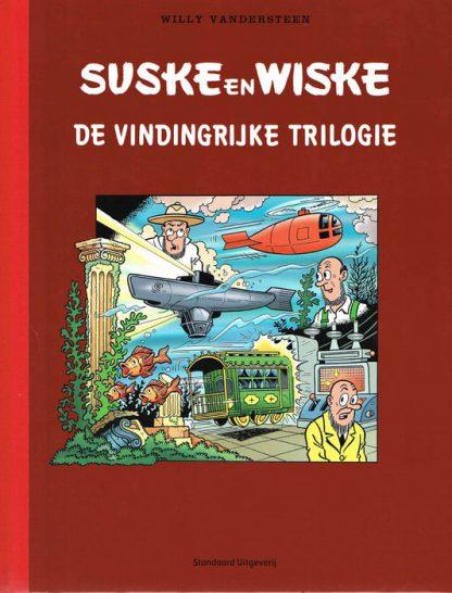 Suske en Wiske luxe albums
