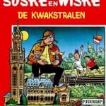 099 - Suske en Wiske - De kwakstralen