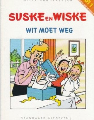 Suske en Wiske leesboeken