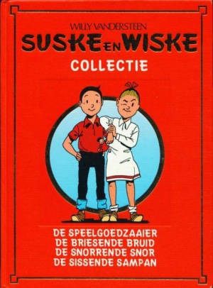 7 - Suske en Wiske - Luxe rode band - 91.De speelgoedzaaier - Deel 7