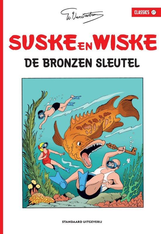 27 - Suske en Wiske - De bronzen sleutel - Classics - 2019