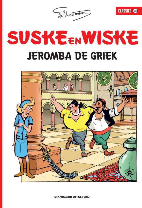 28 - Suske en Wiske - Jeromba de Griek - Classics - 2019