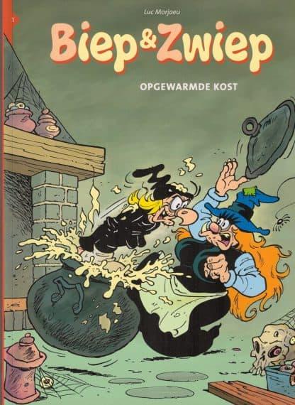 Biep & Zwiep - Opgewarmde kost - Luc Morjeau - Deel 1