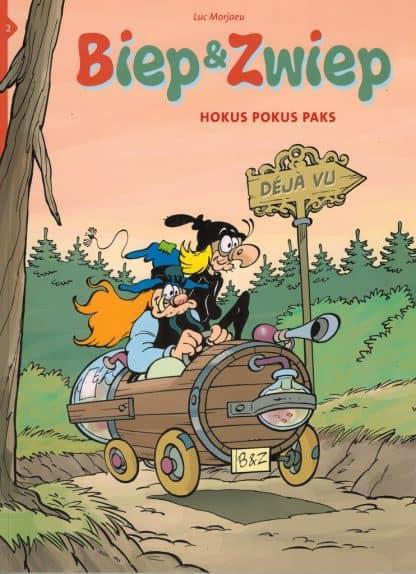 Biep & Zwiep - Hokus Pokus Paks - Luc-Morjeau - Deel 2