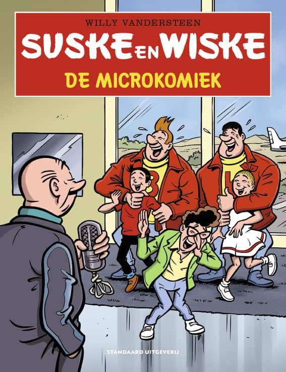 Suske en Wiske - De microkomiek - 2020