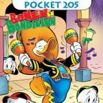 Donald Duck pocket 205 - Bonen en bandieten