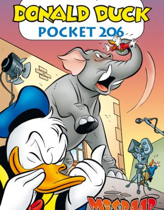 Donald Duck pocket 206 - Misdaad loont niet