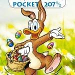 Donald Duck pocket 207 1/2 - Paniek om een ei